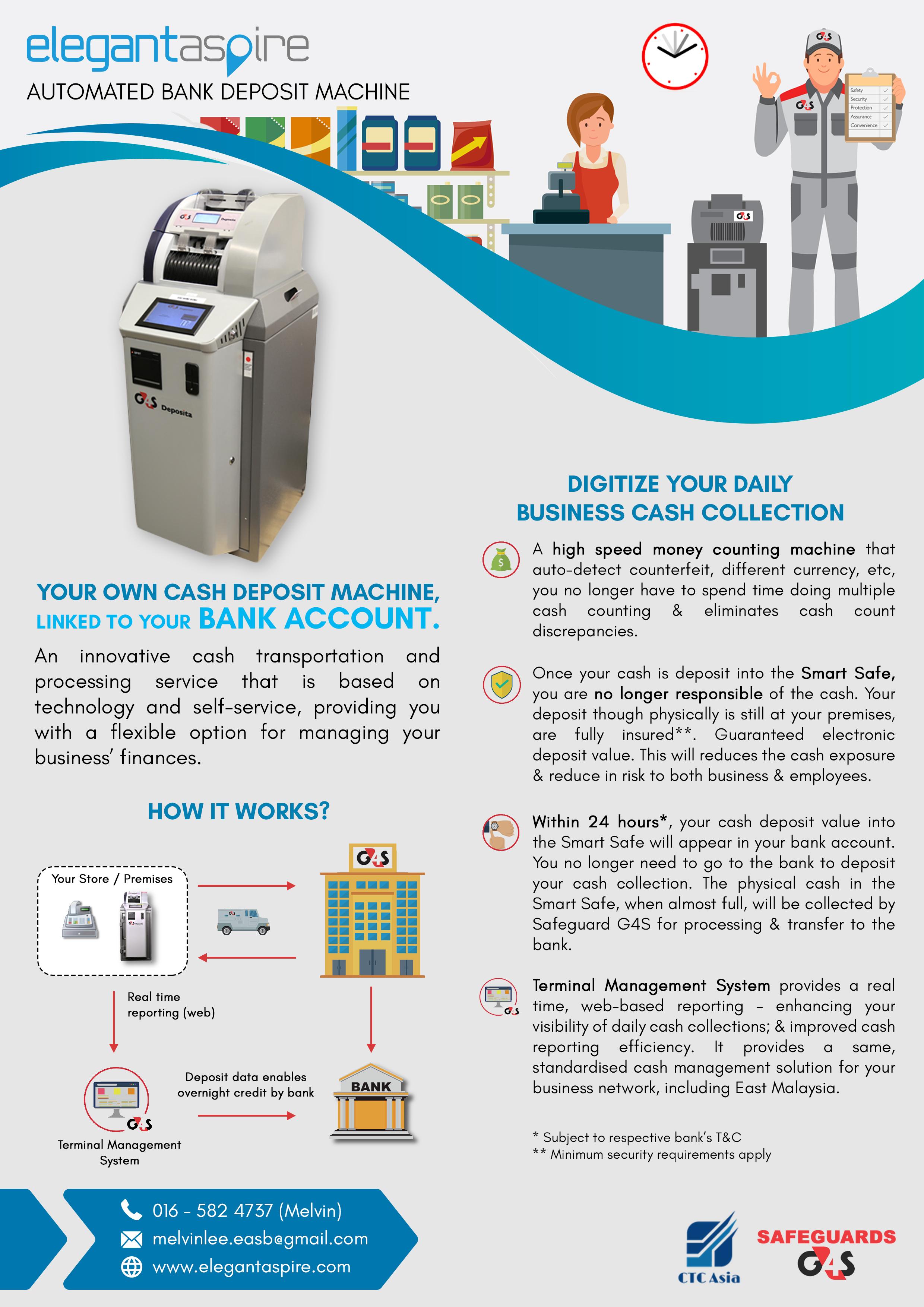 depositmachine